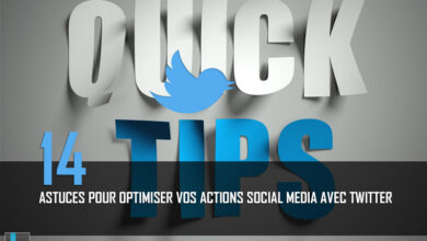 Photo of 14 astuces Twitter pour optimiser vos actions Social Media