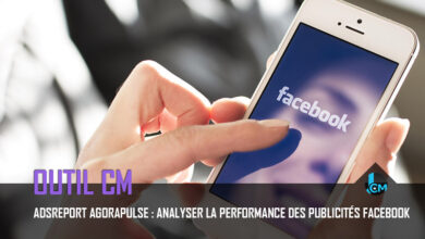 AdsReport Agorapulse Analyser la performance des publicités Facebook