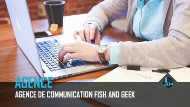 Agence Fish and Geek - Journal du Community Manager - journalducm.com