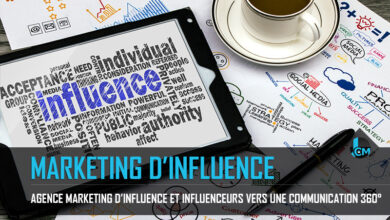 Photo of Agence marketing d'influence et influenceurs vers une communication 360°