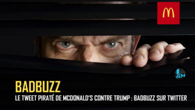 Photo of Le tweet piraté de McDonald's contre Trump : Bad buzz sur Twitter ?
