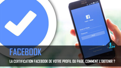 Certification Facebook
