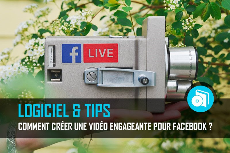 Creer une vide engageante pour Facebook Freemake