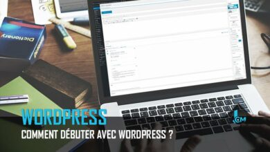 Comment debuter avec Wordpress