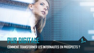 Transformer les internautes en prospects