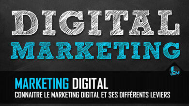 Photo of Connaitre le marketing digital et ses différents leviers