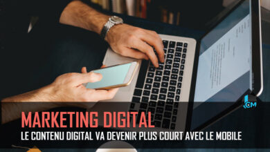 Photo of le contenu digital va devenir plus court avec le mobile