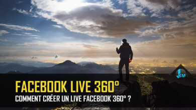 Photo of Comment créer un Live Facebook 360 ?