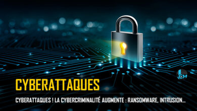 Photo of Cyberattaques ! La cybercriminalité augmente : ransomware, intrusion…