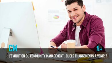 Evolution du community management