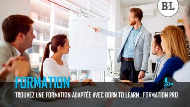 Photo de Trouvez une formation adaptée avec Born to Learn : Formation Pro