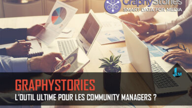 Photo of GraphyStories ! L'outil ultime pour les community managers ?