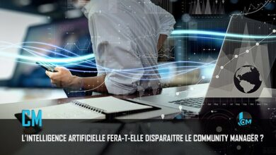 Photo of L'intelligence artificielle fera-t-elle disparaitre le community manager ?