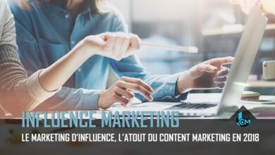 Photo de Le marketing d'influence, l'atout du content marketing en 2018