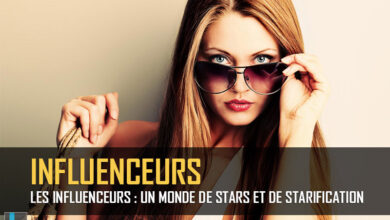 Photo de Les influenceurs : un monde de stars et de starification !