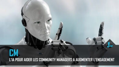 Photo de L'IA pour aider les community managers à augmenter l'engagement