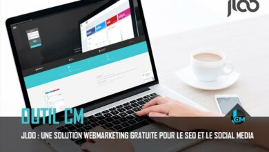 Photo de JLoo : Une solution webmarketing gratuite pour le SEO et le Social Media