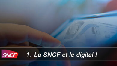 Photo de La SNCF poursuit son avancée dans le digital ! #1