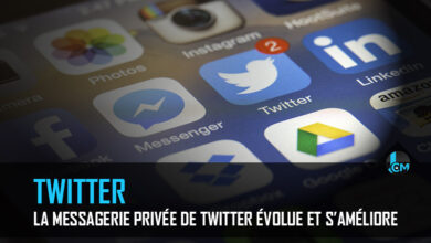 Photo of La messagerie privée de Twitter évolue et s'améliore