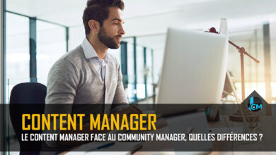 Photo of Le content manager face au community manager, quelles différences ?