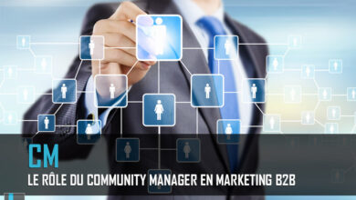Photo of Le rôle du community manager en marketing B2B