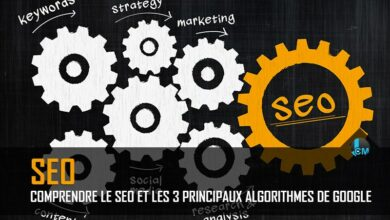 3 algorithmes Google SEO - Journal du Community Manager - journalducm.com