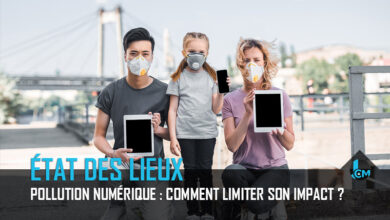 Photo of Pollution numérique : comment limiter son impact ?