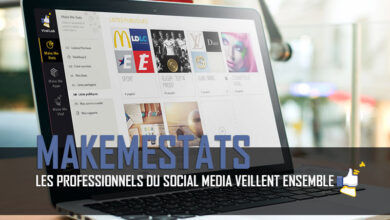 Photo of Les professionnels du social media veillent sur MakeMeStats