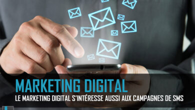 Photo of Le marketing digital s'intéresse aussi aux campagnes de SMS