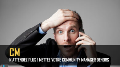 Community manager de terrain