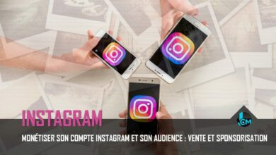 Photo of Monétiser son compte Instagram et son audience : Vente et sponsorisation