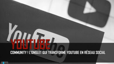 Photo de Community ! L'onglet qui transforme YouTube en réseau social
