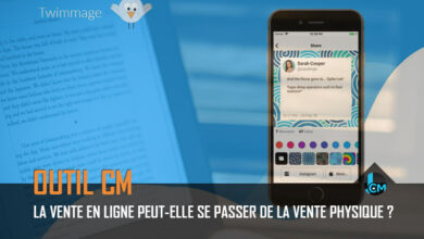 Photo of Twimmage : l'application pour illustrer ses meilleurs tweets en images