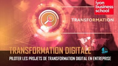 Photo de Piloter les projets de transformation digitale en entreprise