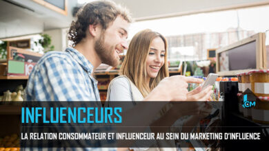 Photo de La relation consommateur et influenceur au sein du marketing d'influence