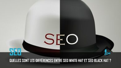 SEO White Hat et SEO Black Hat