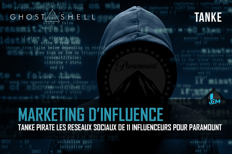 L'agence de marketing d'influence Tanke pirate les influenceurs