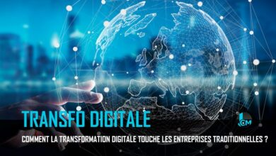 Transformation digitale et entreprise traditionnelle