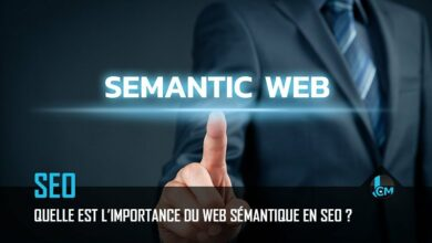 Web semantique en SEO