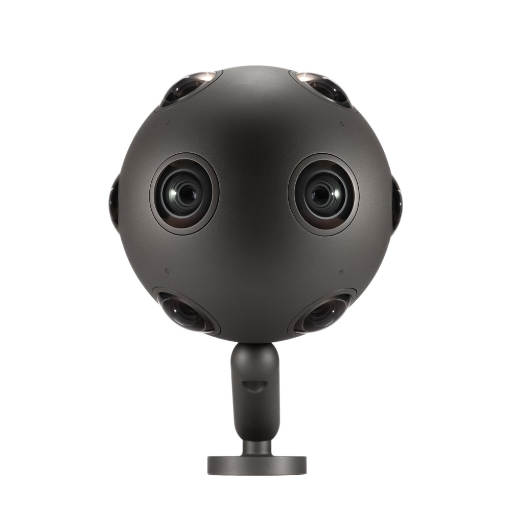 Camera Live Facebook : Nokia OZO